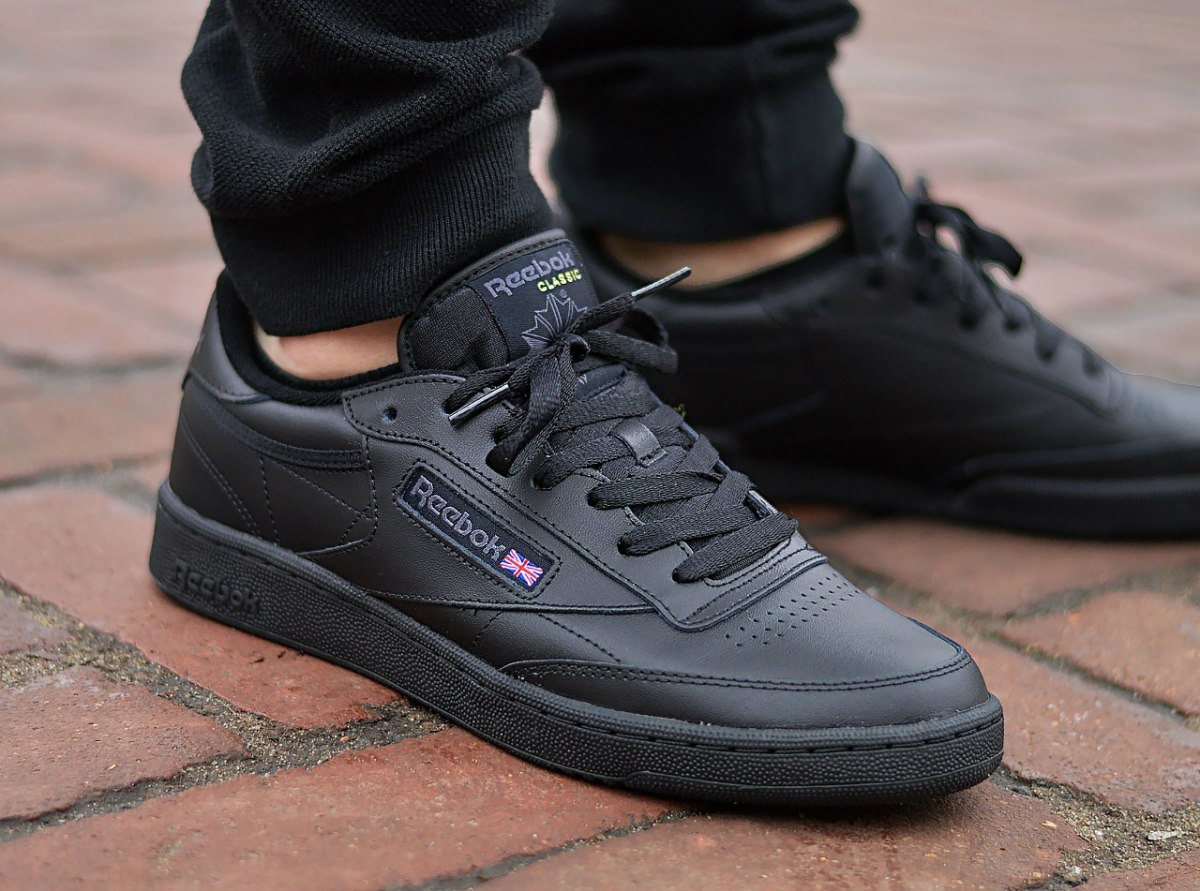 reebok club c 85 ar0454 men 39 s sneakers ebay. Black Bedroom Furniture Sets. Home Design Ideas