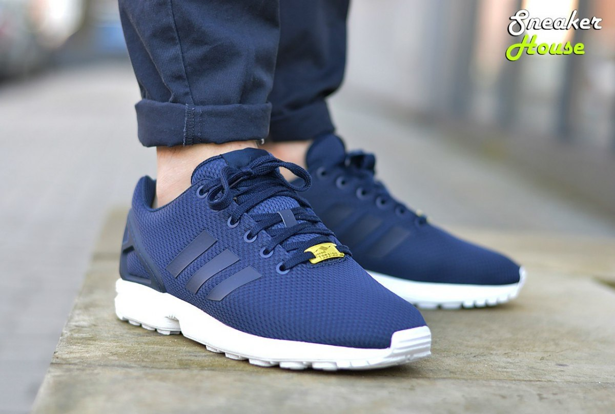 brand new 71958 468fe Details about Adidas ZX Flux M19841 Men's Sneakers
