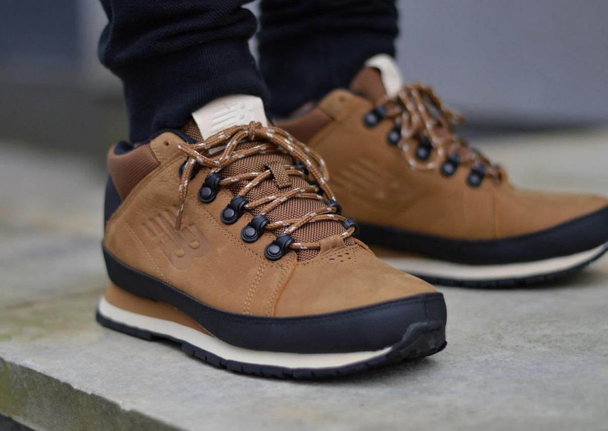 New Balance H754TB Leather Hiking
