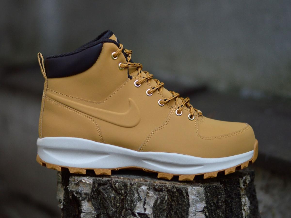 best cheap ae457 8e036 Nike Manoa Leather 454350-700