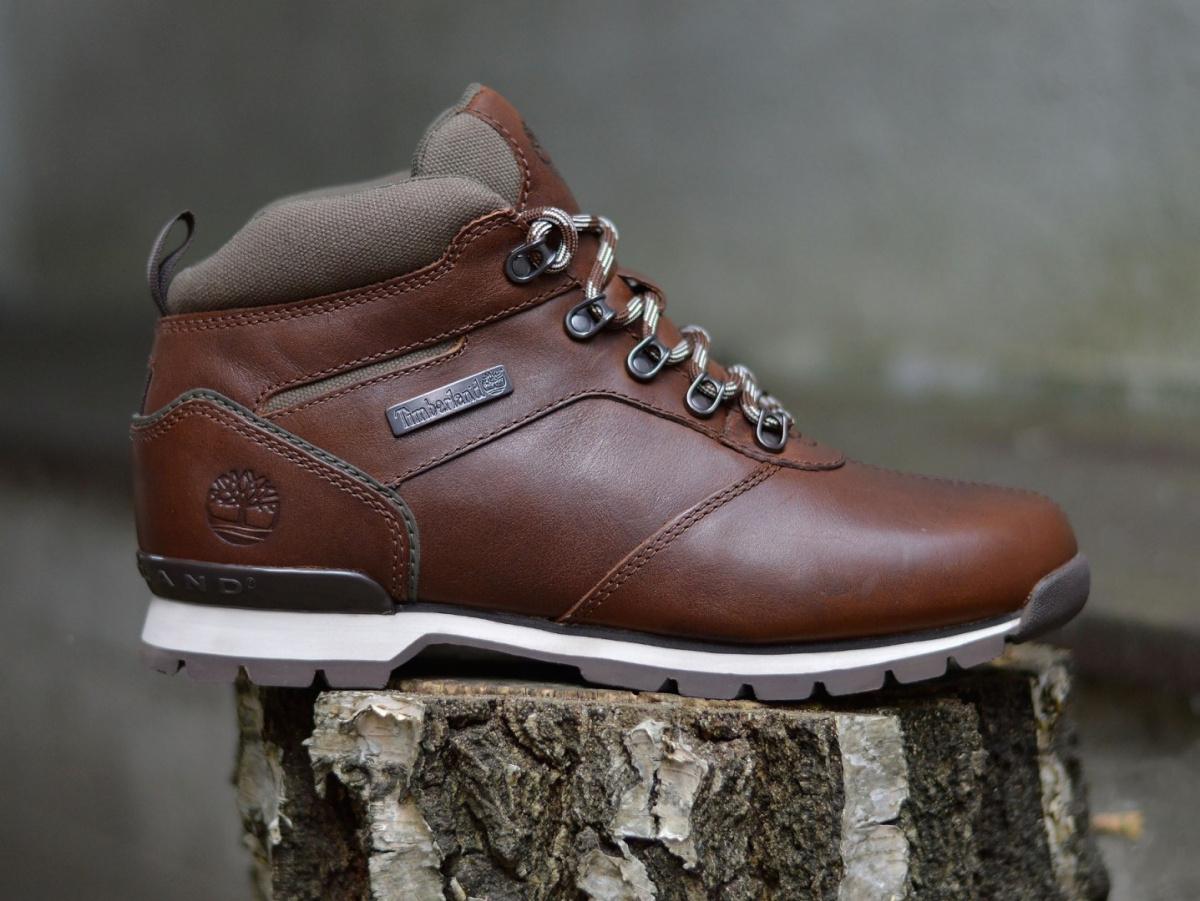 5f1d00e3e21 Timberland Splitrock 2 A1HN9 Leather Hiking Winter Boots