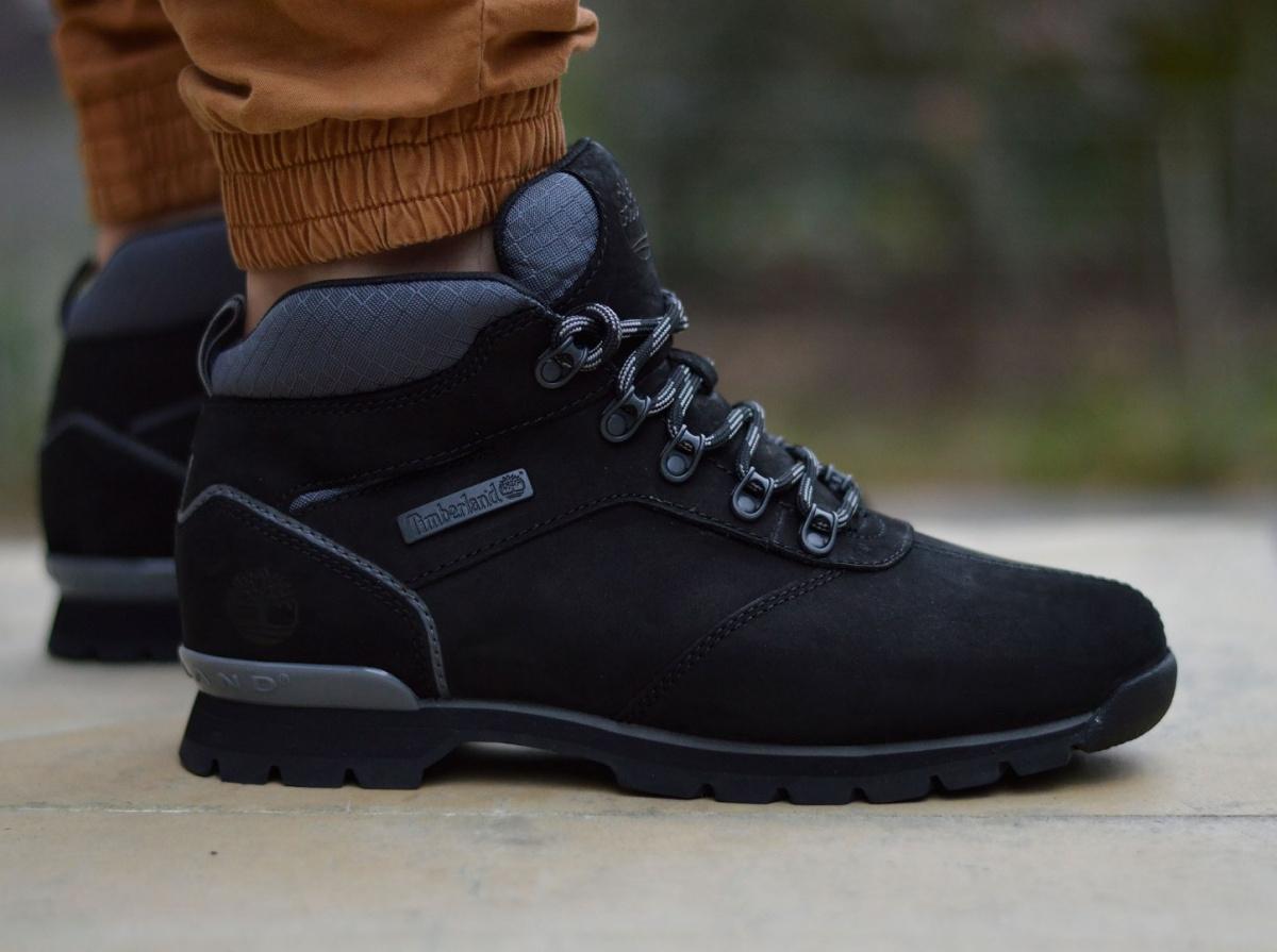c0f94ec206 Timberland Splitrock 2 A1RGX Leather Hiking/Winter Boots | eBay