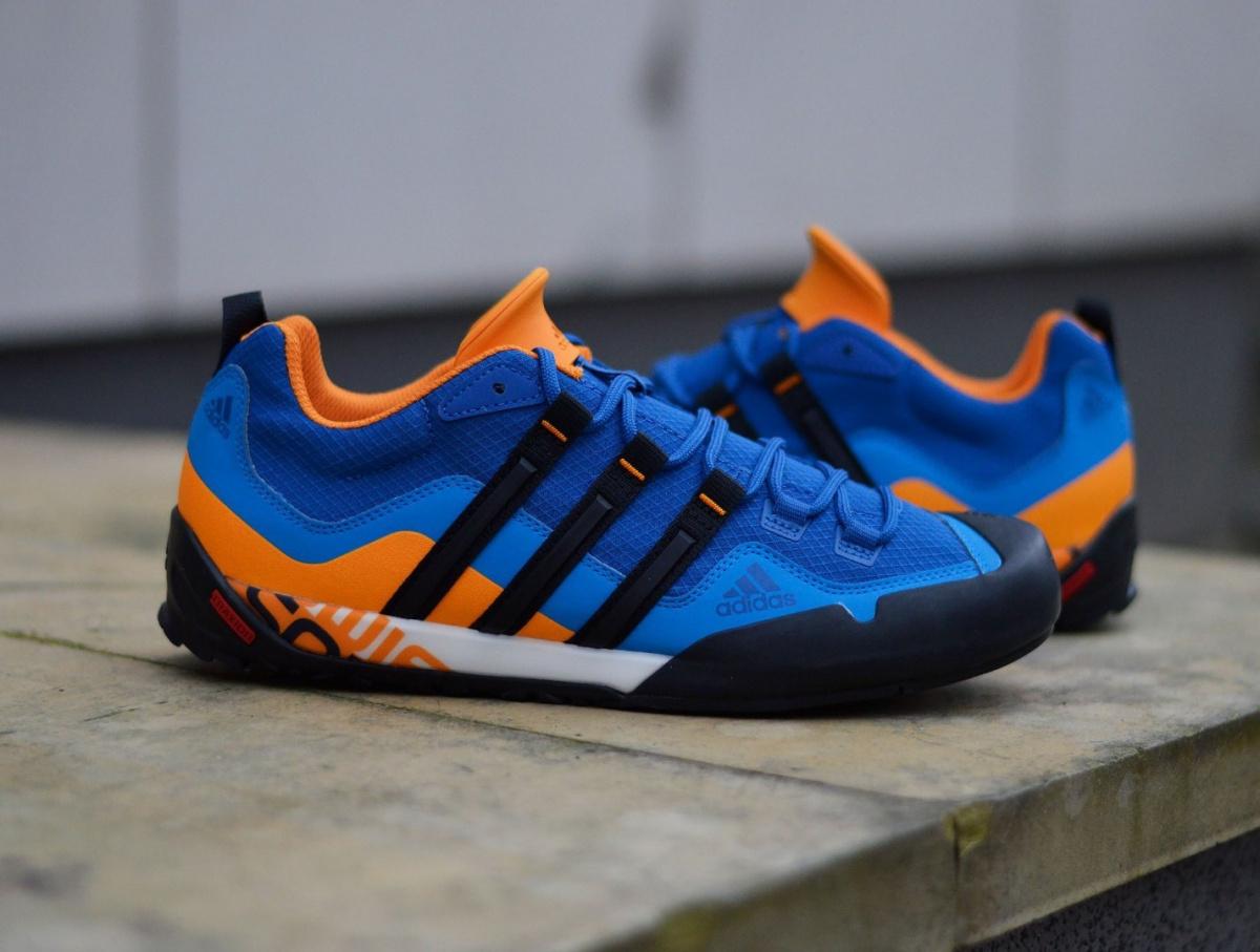 wholesale sales best shoes 100% genuine Details about Adidas Terrex Swift Solo AQ5296 Hiking/Trail Shoes