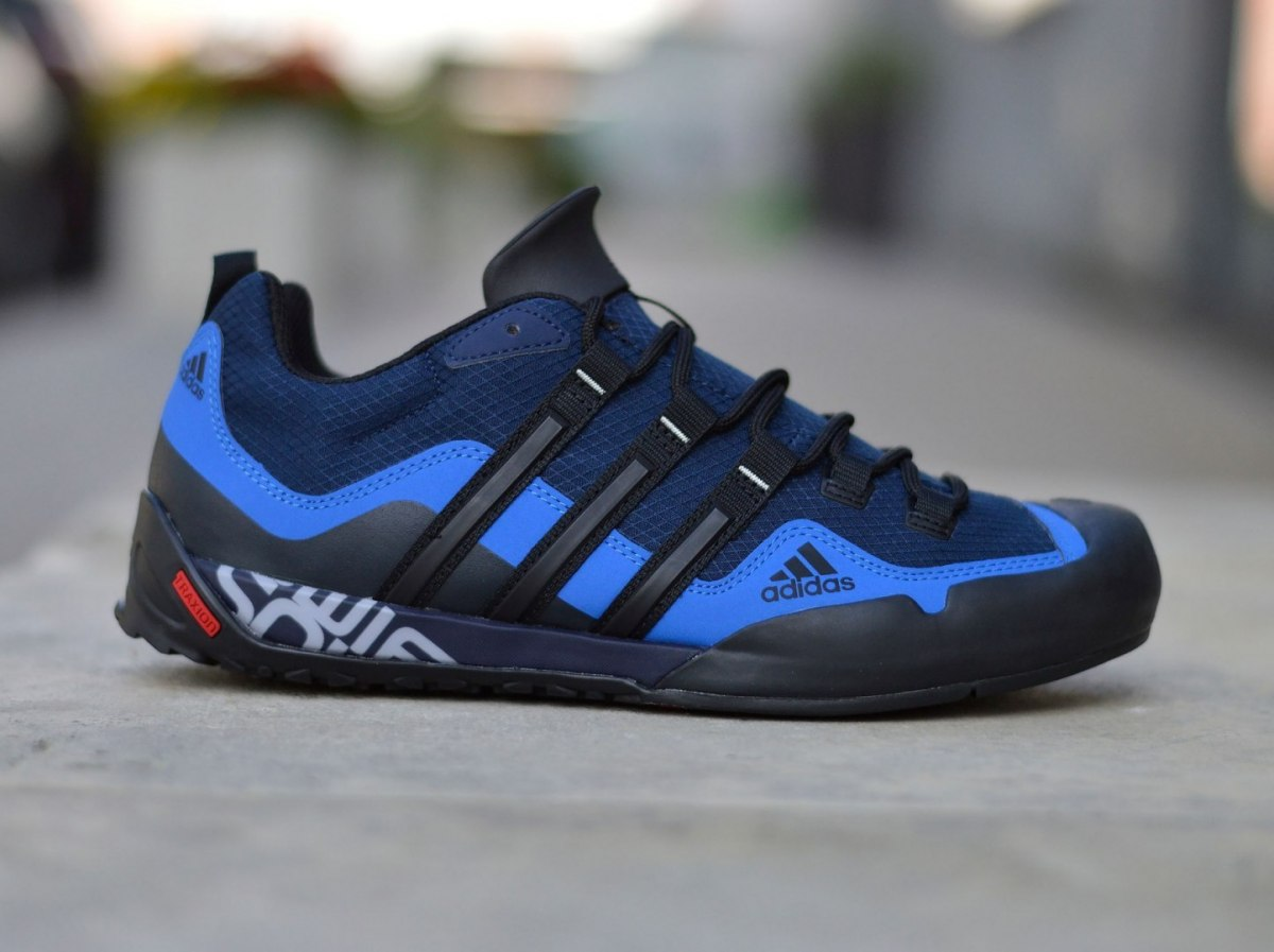 official site uk store wholesale Details about Adidas Terrex Swift Solo EF0363 Hiking/Trail Shoes
